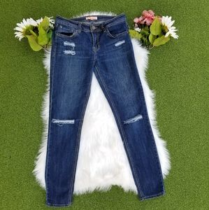Women's Dollhouse Denim Blue Jean's - size 9